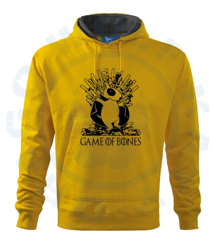 Pánská mikina Hooded Sweater - Game of bones